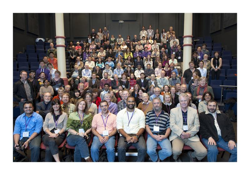 Deltagerne. Takk til IPC2013 for bildet!