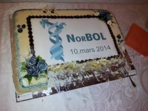 Den staselige NORBOL-kaken inneholdt lett identifiserbare ingredienser