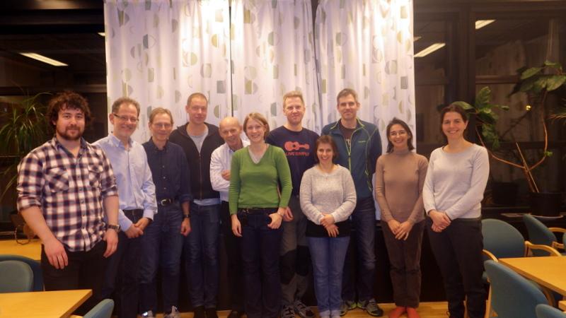 Workshopdeltakerne
