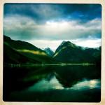 Fra fjord til fjell. Foto: D. Rees