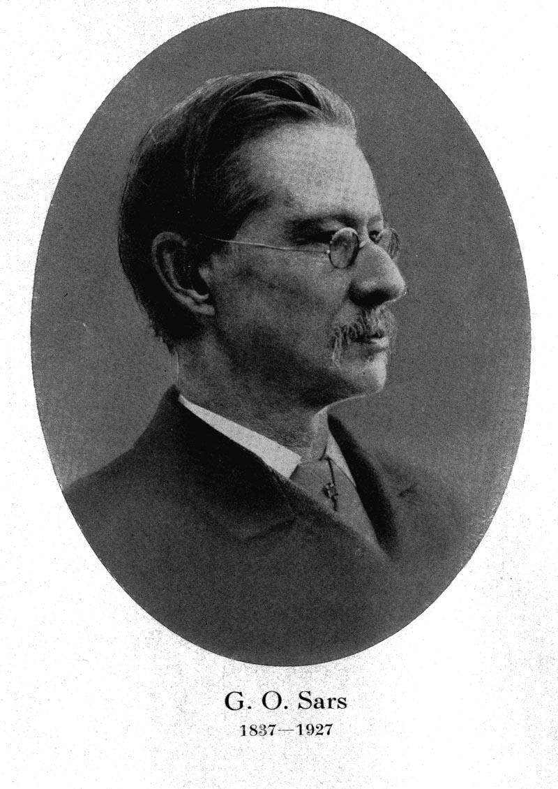 Georg Ossian Sars.