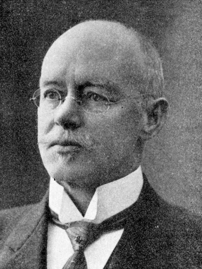 Dr. J. J. A. Appellöf, den første konservator med eksamensrett ved Bergens Museum
