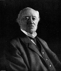 Wilhelm Lilljeborg.