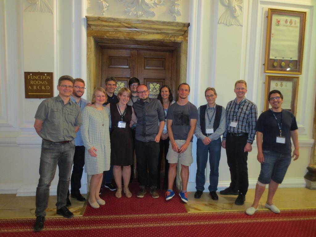 Delegater i fra norske institusjoner