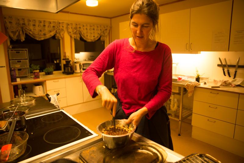 Anne-Nina baker kake