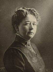 """Kristine Bonnevie (1872-1948) Foto fra web-utstillingen """"Alma Maters Døtre"""" - UiO"""